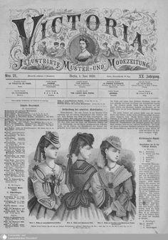 60 - Nro. 21. 1. Juni - Victoria - Seite - Digitale Sammlungen - Digitale Sammlungen