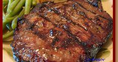 LE TRÉSOR GOURMAND: MARINADE POUR STEAK Chuck Roast Recipes, New York Style, Grilling, Bbq, Meat, Marinade Steak, Unit Studies, Barbecues, Dressings