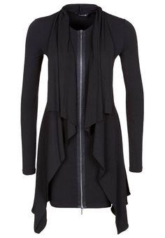Plein Sud Jeanius Black Dress