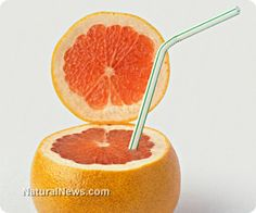 Hybrid grapefruits being developed for people on Big Pharma drugs---what is wrong with this picture?
