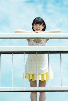 akb48wallpapers:  Miona Hori - Ex Taishu