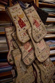 Shepards Bush Stockings