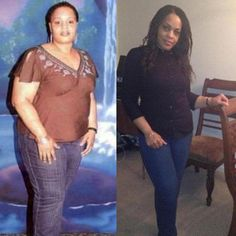 Patricia lost 100 pounds. She says that she used to live to eat and now she eats to live by keeping a food and exercise journal, choosing to clean up her diet (she is now Vegan) and exercise. Another Zumba lover!