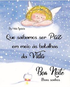Boa noite Whatsapp Imagens - Mundo Whats. Sweetest Day, New Years Eve Party, Good Night, Ladybug, Positive Quotes, Teddy Bear, Messages, Animals, Sweet Dreams