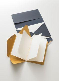 'Postal Notebook' von Moleskine.  http://t-h-i-n-g-s.blogspot.com