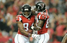 Roddy White and Harry Douglas