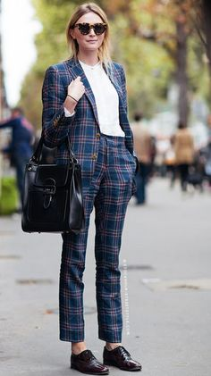7 Fall Ready Plaid Looks- Ways to remix and rock the classic plaid in your wardrobe! Beauty Buzz Daily.com