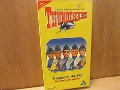Vhs video #thunderbirds #trapped in the sky #daily mirror edition,  View more on the LINK: 	http://www.zeppy.io/product/gb/2/222220549244/