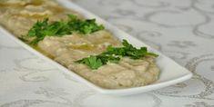 Tahinli Meze Tarifi ve Malzemeleri Tahini, Food Words, Diet And Nutrition, Mashed Potatoes, Tapas, Food And Drink, Snacks, Chicken, Vegetables