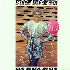 Sold out   +962 798 070 931 ☎+962 6 585 6272  #ReineWorld #BeReine #Reine #LoveReine #InstaReine #InstaFashion #Fashion #Fashionista #FashionForAll #LoveFashion #FashionSymphony #Amman #BeAmman #Jordan #LoveJordan #ReineWonderland #ReineSale #CheapClothing #Sale #MustGo #FinalSale #cardigan #Modesty #HijabFashion #Hijab