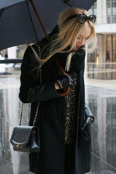 Black stylish