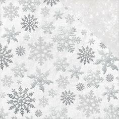 """KaiserCraft Glisten Collection 12""""x12"""" Double Sided Cardstock... (5,95 BRL) ❤ liked on Polyvore featuring backgrounds and christmas"""