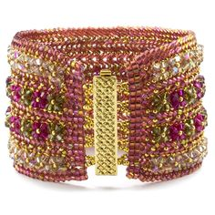 Seasons of Love Bracelet Bead Weaving Kit – Beads Gone Wild