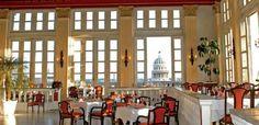 Sabores franceses y lujo habanero en el restaurante del Hotel Sevilla - http://www.absolut-cuba.com/sabores-franceses-y-lujo-habanero-en-el-restaurante-del-hotel-sevilla/