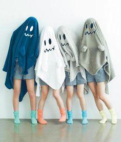 Como fazer uma fantasia de fantasma. #carnaval #fantasias