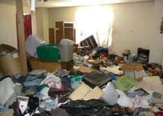 Look at when I am feeling like I am a crappy housekeeper! ugly house photos from real estate photos