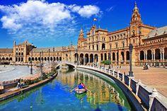 Sevilha, Espanha                                                                                                                                                                                 Mais