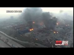 Tianjin Explosion – Drone Video Shows The Devastation After Explosion [Video] - Yesterday's massive explosion in Tianjin, China has left 44 dead so far. This drone footage shows the severe and unbelievable devastation.