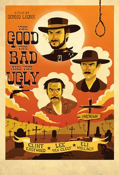 """""""The Good, The Bad and The Ugly"""" by Christian Garland"""