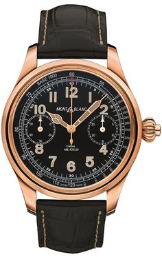Inspired by Aviation: Introducing the Montblanc 1858 Collection | WatchTime - USA's No.1 Watch Magazine
