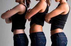 La mayoría de mujeres desean adelgazar áreas determinadas que son donde suele acumularse la grasa; sin embargo, pocas tienen en cuenta su tipo de cuerpo