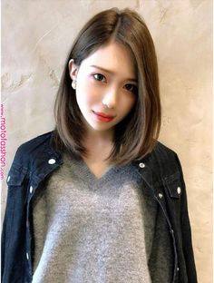 Pin on pixie cut styles Pin on pixie cut styles Medium Hair Cuts, Short Hair Cuts, Medium Hair Styles, Short Hair Styles, Korean Medium Hair, Sleek Hairstyles, Undercut Hairstyles, Asian Hairstyles, Mid Length Hair