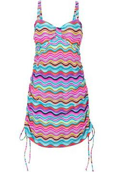 RAINBOW Mayo Elbise - pembe #modasto #giyim #moda https://modasto.com/bonprix/kadin/br11975ct2