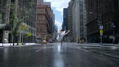 Incredible ad for the NYC Ballet