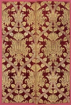 Motifs Textiles, Textile Patterns, Sculpture, Air Max 90, Belle Photo, Renaissance, Bohemian Rug, Diy And Crafts, Chambord