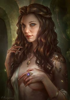 #OMG!! u r a drawing! #WTF > #FreeTheNipple! http://GoTopless.org/ <3 Game of Thrones Margaery Tyrell by Dopaprime.deviantart.com on @DeviantArt