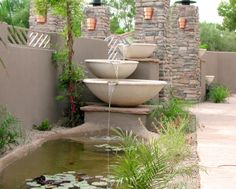 Phoenix Water Features, Phoenix Fish Ponds, Phoenix Water Fountains, Phoenix Waterfall