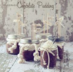 Love Fashion & Beauty: 5 Chocolate Recipes In A Jar