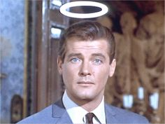 the saint roger moore - Google Search