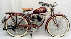 Whizzer Motorbikes