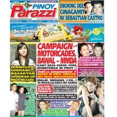 Pinoy Parazzi Vol 6 Issue 131 October 21 – 22, 2013  http://www.pinoyparazzi.com/pinoy-parazzi-vol-6-issue-131-october-21-22-2013/