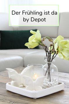 Spring is here by Depot - SpringDecoration-FrühlingsDeko - Decoration Eames, Cute Dorm Rooms, Cool Rooms, Spring Is Here, Home And Deco, Black Decor, Home Decor Inspiration, Decor Ideas, Home Decor Kitchen