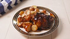 This Balsamic Chicken Is The Only Chicken Dinner You'll Want To Make This Fall