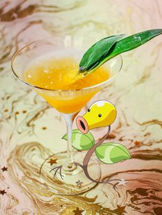 16 Cocktails Every Pokemon Master Must Try