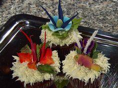 Para deixar seu dia ainda mais doce, se liga nessa receita de Cupcakes de Devil's Food. Além de lindos são deliciosos.