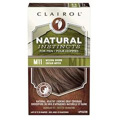 7 Best Beard Dyes - For Safe and Quality Results - Oct. 2020 Clairol Natural Instincts, Hair Color Brands, Men Hair Color, Best Hair Color Brand, Clairol Hair Color, Dyed Hair Men, Organic Hair Color, Best Hair Dye, Beard Colour