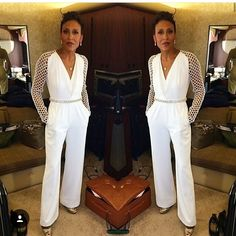 Robin Roberts, Jumpsuit, Dresses, Fashion, Catsuit, Gowns, Moda, Playsuit, Fashion Styles