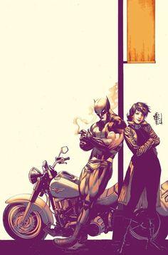 Marvel Wolverine, Hq Marvel, Logan Wolverine, Marvel Comics Art, Marvel Heroes, Wolverine Cosplay, Marvel Comic Character, Comic Book Characters, Marvel Characters