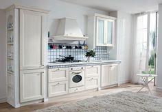 Fratelli Piaggio Cucina Classica 9 cucina classica laccata gusto elegante qualità penisola angolare rossiglione valle stura masone mele