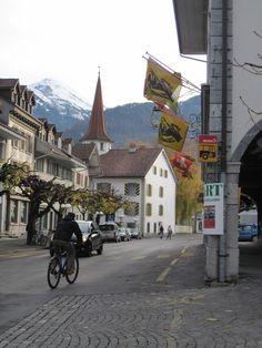 Interlaken Switzerland, views from Switzerland, the Swiss Alps