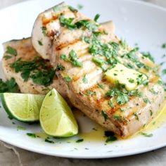 Grilled Swordfish Verde at http://www.giovannisfishmarket.com/articles/Recipe-Grilled-Swordfish-Verde.aspx