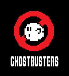 8-BIT Ghostbusters