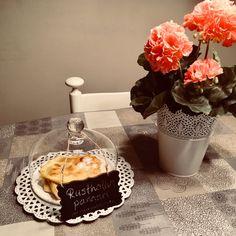 Ternimaidosta tehtyä pannaria iltapalaksi Soukaisten Rusthollissa. Kyllä kiitos.