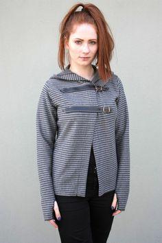 S Ganika Strips Sweter - Navaho  - NAVAHO - Koszulki i bluzy