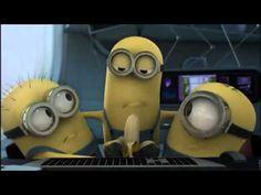 Minions after a Banana.. :D