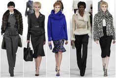 Lo mejor del New York Fashion Week |Colección O-I 2014/15